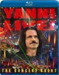 Yanni - The Concert Event (Nac/Blu-Ray)