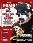 Roadie Crew - N° 219 (Capa = King Diamond/Poster Tygers Of Pan Tang - Abril 2017)