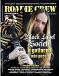 Roadie Crew - N° 231 (Capa Black Label Society/Poster Motley Crue & Accept = Abril 2018)