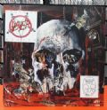 Slayer - South Of Heaven (Def Jam/Geffen Records - Unnoficial Release = Com Poster) (Imp/Vinil = Azul Transparente/Ver Obs.)