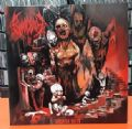 Bloodbath - Breeding Death EP (Century Media, 2014 Reissue = 2 Demo Bonus - 12 Pol/45 RPM) (Imp/Vinil - Com Encarte)