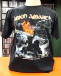 Amon Amarth - Twilight Of The Thunder God (Camiseta Manga Curta - Tamanho G/Metrópole)