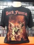 Dark Funeral - Attera Orbis Terrarum Part IV-North American Tour 2007 (Camiseta Manga Curta - Tamanho G/Importada)