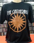 The Gathering - South America Ghost Ride Tour 2011 (Camiseta Manga Curta - Tamanho G)