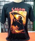 Sodom - Pretenders To The Throne (Camiseta Manga Curta - Tamanho M)