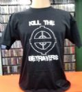 The Ordher - Kill The Betrayers (Camiseta Manga Curta - Tamanho M/Estampa Alvo)
