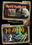 Iron Maiden & Def Leppard - The Number Of The Beast/Hysteria (Classic Albums - Legendado) (Nac/Duplo DVD)
