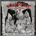 Whipstriker - Seven Inches Of Hell (Split And EP´s Compilation = 26 Songs/Dying Victims Prod, 2014) (Imp)
