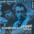 Combat Rock - The 100 Per Cent Punk Rock Compilation Vol. 1 (20 Songs = The Sect, PKRK, Red Alert, Charge 69) (Imp)