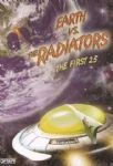 The Radiators - The First 25 (Earth Vs. The Radiators = Live 2004 Plus Bonus) (Imp DVD)