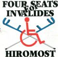 Four Seats For Invalidates - Hiromost (Grindcore, Czech Republic - 1993/ANK - 26 Songs) (Imp)