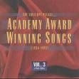 Academy Award Winning Songs - 1934/1993 (Vários = Bing Crosby/Judy Garland/Stevie Wonder = 60 Songs) (Imp/Box = 5 CD´s + Book = VER OBSERVAÇÕES)