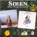 Siren - S/T & Strange Locomotion (2 In 1 = 23 Songs/See See For Miles Records-1994) (Imp)