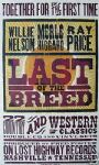 Willie Nelson, Merle Haggard & Ray Price - Last Of The Breed (Live In Concert, 2007) (Imp DVD)