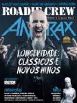 Roadie Crew - N° 227 (Capa = Anthrax /Poster Death)