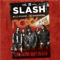 Slash - Live At The Roxy 9.25.14 (Feat. Myles Kennedy And The Conspirators) (Nac/Duplo)